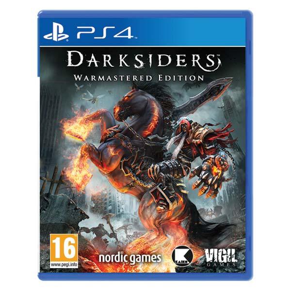 Darksiders (Warmastered Edition) [PS4] - BAZÁR (použitý tovar)