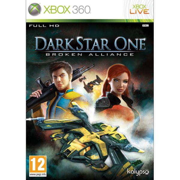 Darkstar One: Broken Alliance [XBOX 360] - BAZÁR (použitý tovar)