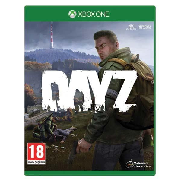 DayZ XBOX ONE