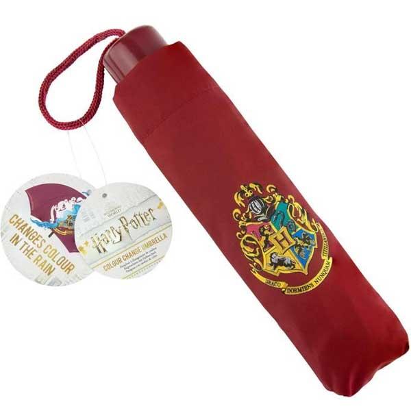 Dážnik Hogwarts Colour Change (Harry Potter)