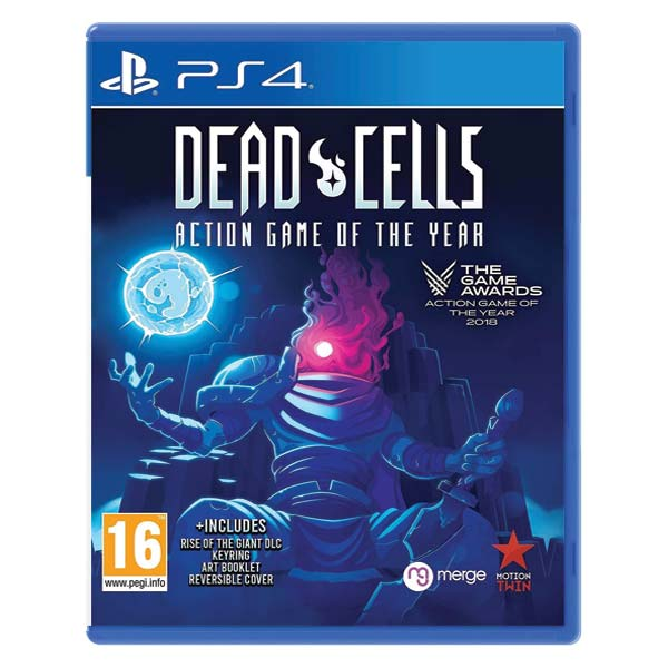 Dead Cells (Action Game of the Year) PS4