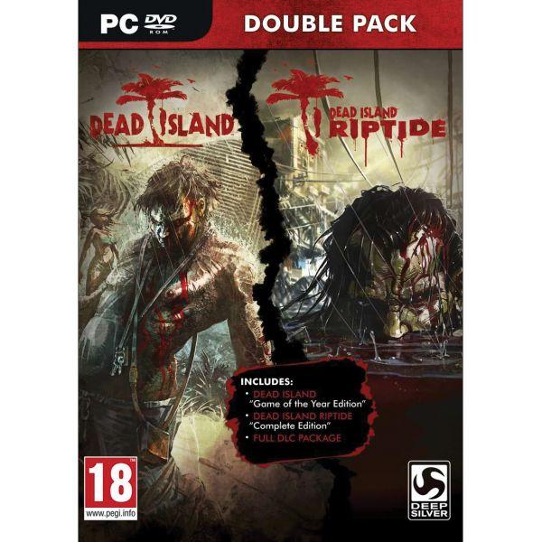 Dead Island CZ + Dead Island: Riptide CZ (Double Pack) PC