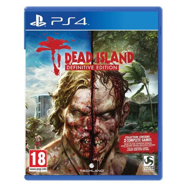 Dead Island CZ (Definitive Collection) [PS4] - BAZÁR (použitý tovar)