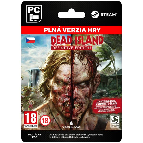 Dead Island CZ (Definitive Collection) [Steam]