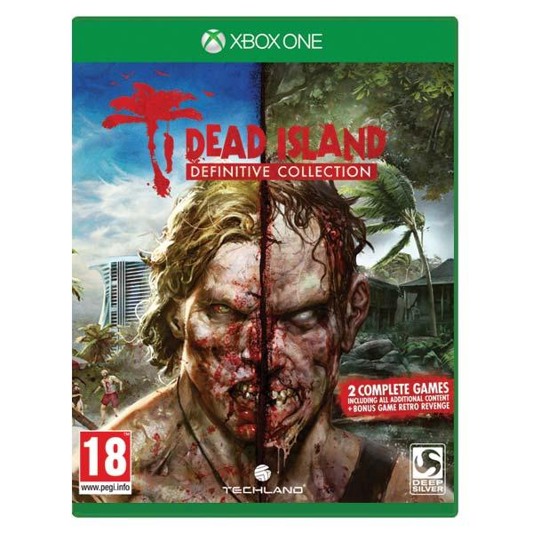 Dead Island CZ (Definitive Collection)