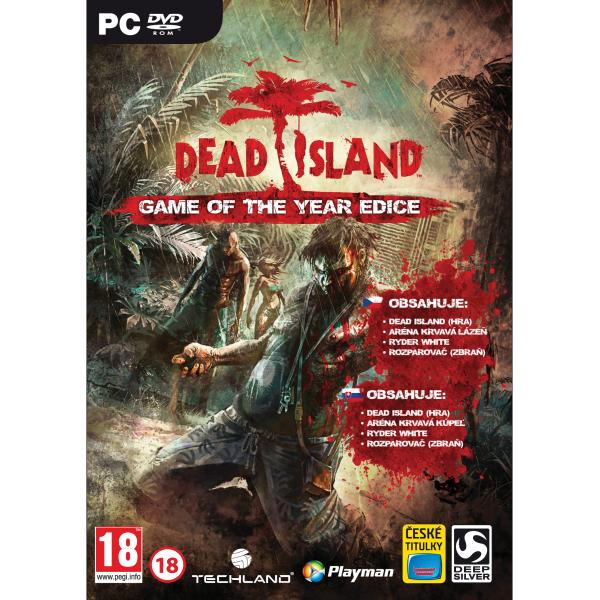 Dead Island CZ (Game of the Year Edition)