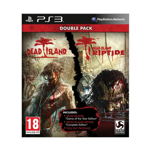 Dead Island + Dead Island: Riptide (Double Pack) PS3
