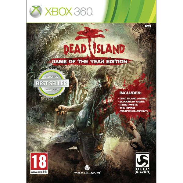 Dead Island (Game of the Year Edition) XBOX 360