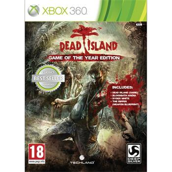 Dead Island (Game of the Year Edition) [XBOX 360] - BAZ�R (pou�it� tovar)