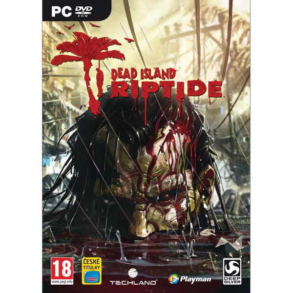 Dead Island: Riptide CZ PC CD-key