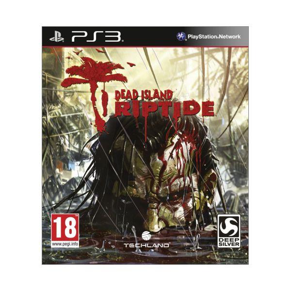 Dead Island: Riptide-PS3 - BAZÁR (použitý tovar)