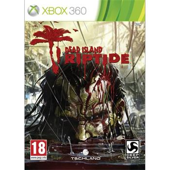 Dead Island: Riptide [XBOX 360] - BAZÁR (použitý tovar)