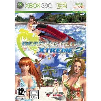 Dead or Alive: Xtreme 2 [XBOX 360] - BAZÁR (použitý tovar)