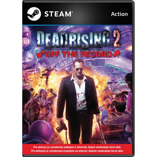 Dead Rising 2: Off the Record PC Code-in-a-Box CD-key
