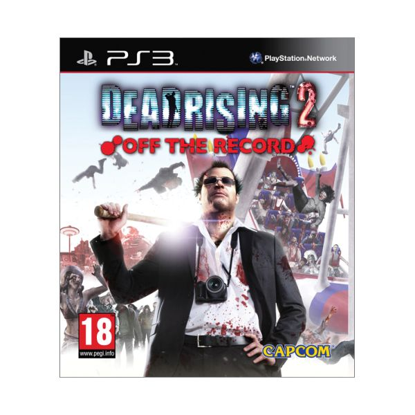 Dead Rising 2: Off the Record PS3