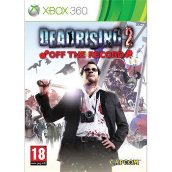 Dead Rising 2: Off the Record [XBOX 360] - BAZÁR (použitý tovar)