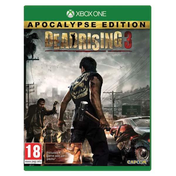 Dead Rising 3 (Apocalypse Edition) [XBOX ONE] - BAZÁR (použitý tovar)