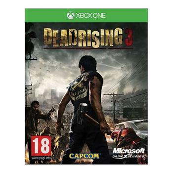 Dead Rising 3 [XBOX ONE] - BAZÁR (použitý tovar)