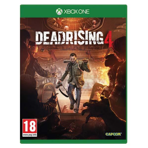 Dead Rising 4 [XBOX ONE] - BAZÁR (použitý tovar)