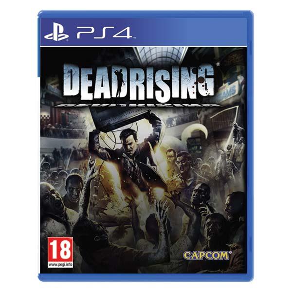 Dead Rising [PS4] - BAZÁR (použitý tovar)