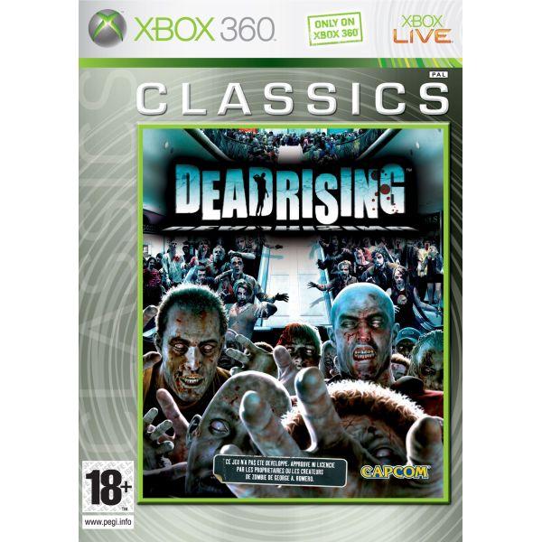 Dead Rising [XBOX 360] - BAZÁR (použitý tovar)