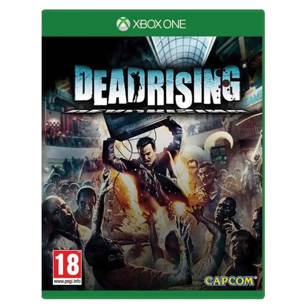 Dead Rising [XBOX ONE] - BAZÁR (použitý tovar)