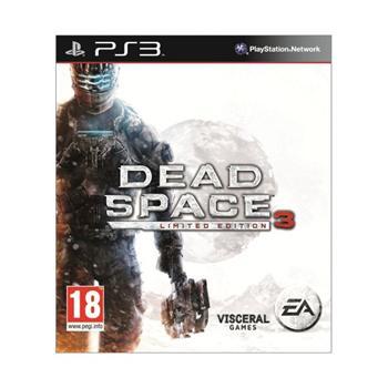 Dead Space 3 (Limited Edition)-PS3 - BAZÁR (použitý tovar)