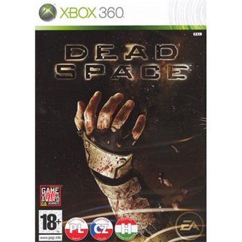 Dead Space CZ- XBOX 360- BAZÁR (použitý tovar)