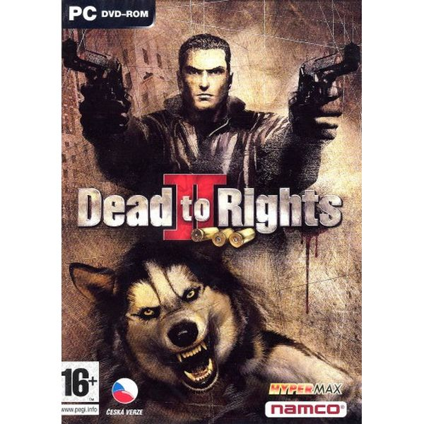 Dead to Rights 2 CZ