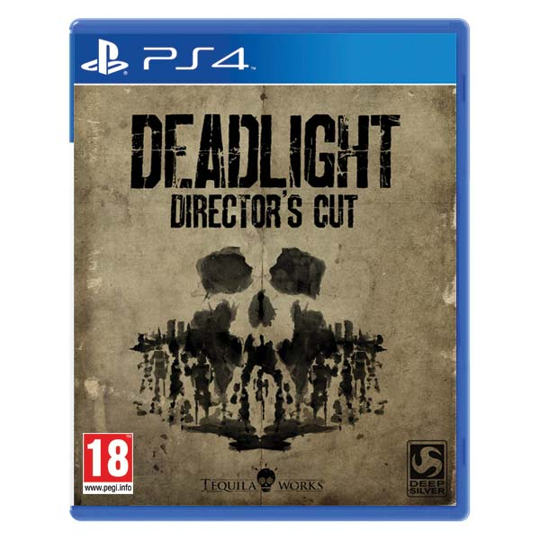 Deadlight (Director's Cut) [PS4] - BAZÁR (použitý tovar)