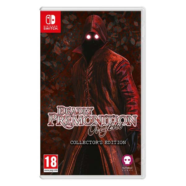 Deadly Premonition: Origins (Collector's Edition) NSW