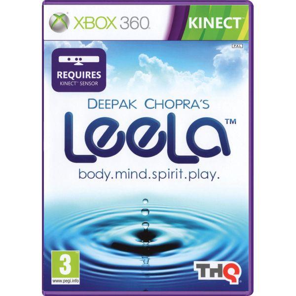 Deepak Chopra's Leela XBOX 360 - BAZÁR (použitý tovar)