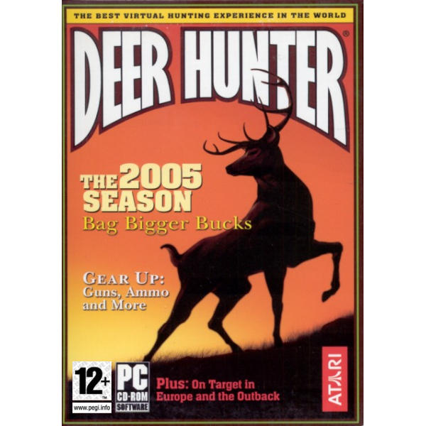 Deer Hunter: The 2005 Season