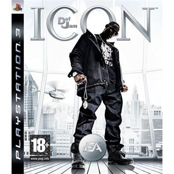 Def Jam: Icon-PS3 - BAZÁR (použitý tovar)