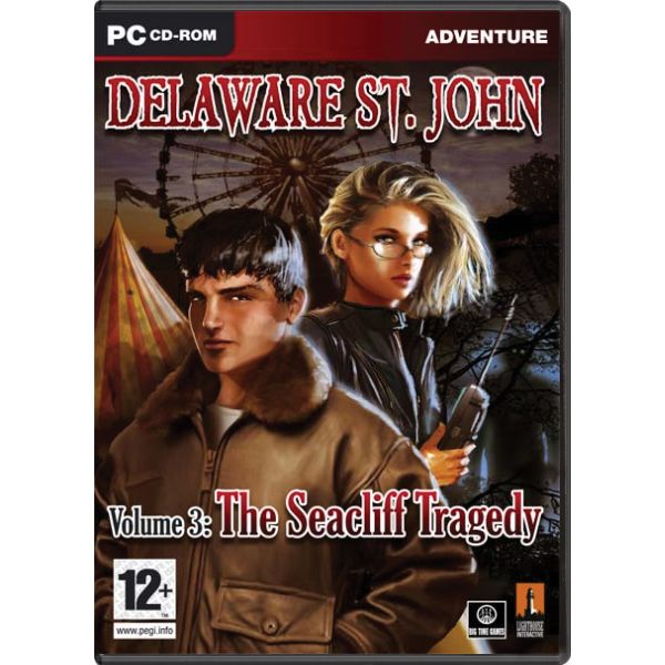 Delaware St. John Volume 3: The Seacliff Tragedy