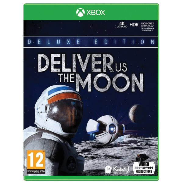 Deliver Us The Moon (Deluxe Edition) XBOX ONE