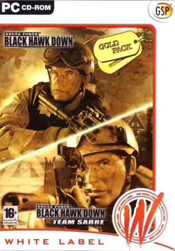 Delta Force: Black Hawk Down Gold