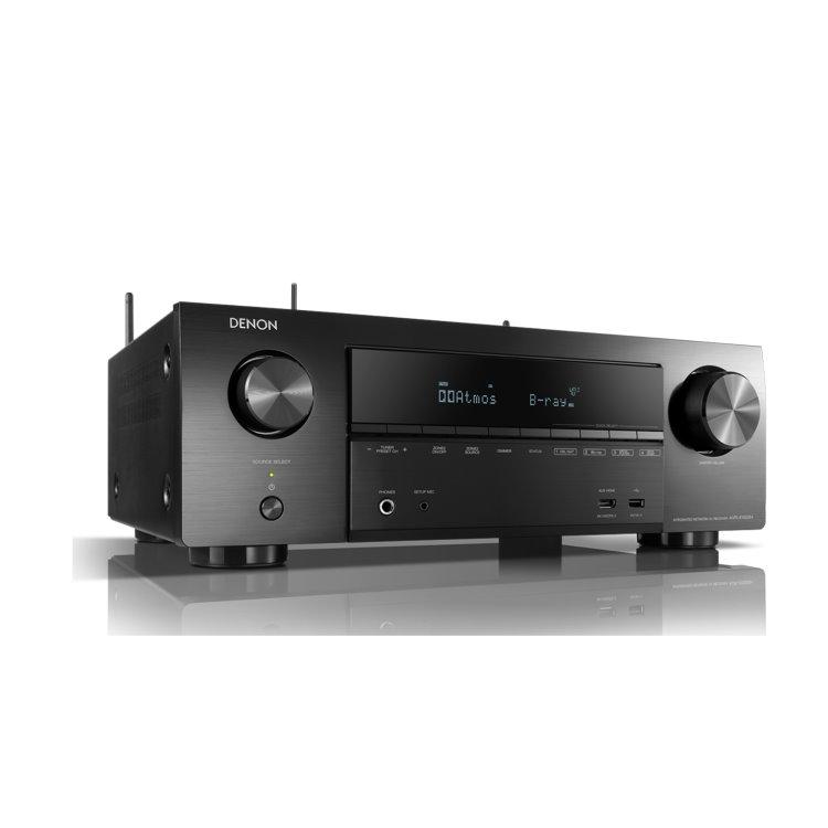Denon AVR-X1500H - 7.2 Channel AV Reciever, Black
