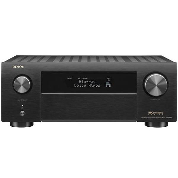 Denon AVR-X4500H - 9.2 Channel AV Receiver, Black