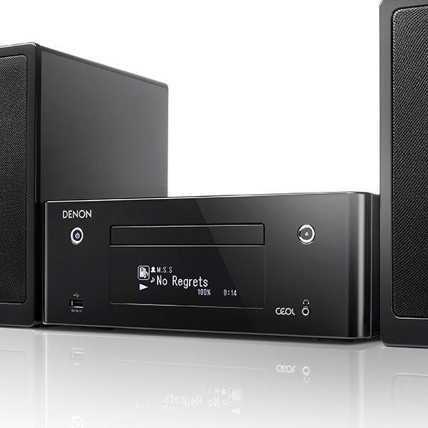 Denon CEOL N9, sie�ov� audio syst�m, Black