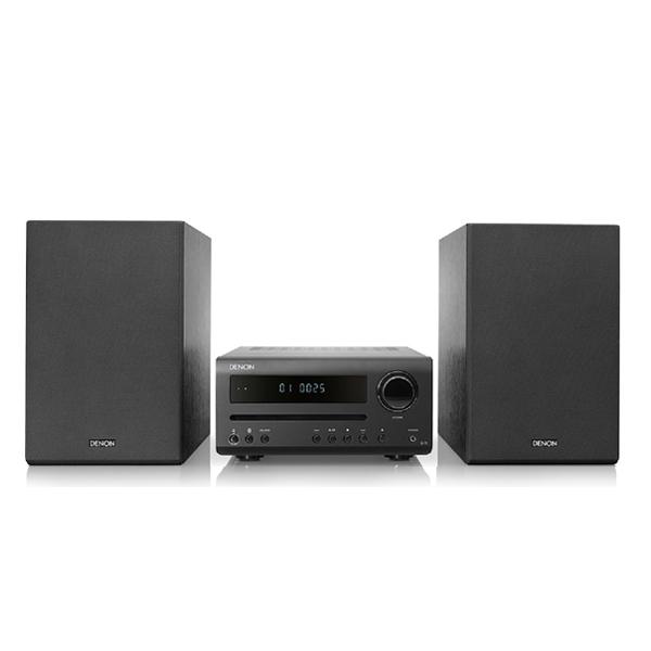 Denon D-T1, Hi-Fi CD mini systém, black DT1BKE2