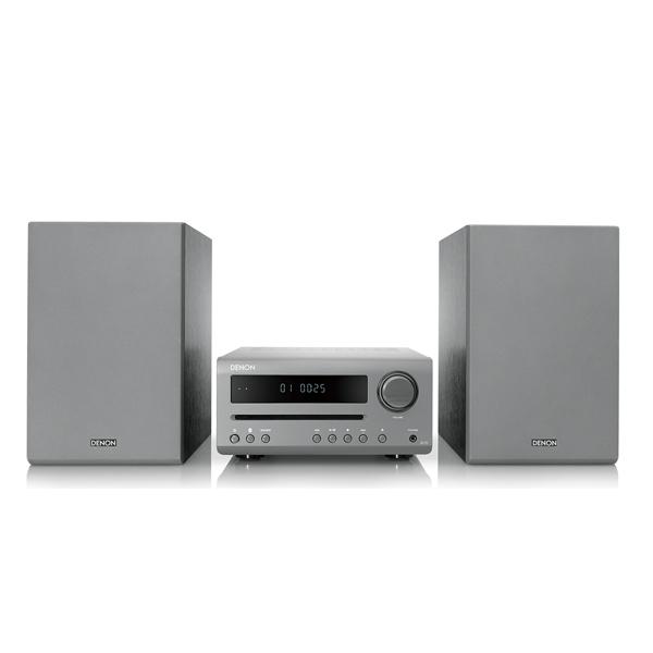 Denon D-T1, Hi-Fi CD mini systém, gray DT1GYE2