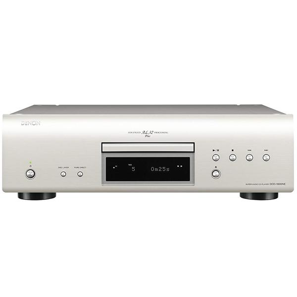 Denon DCD-1600NE - CD prehrávaè, silver