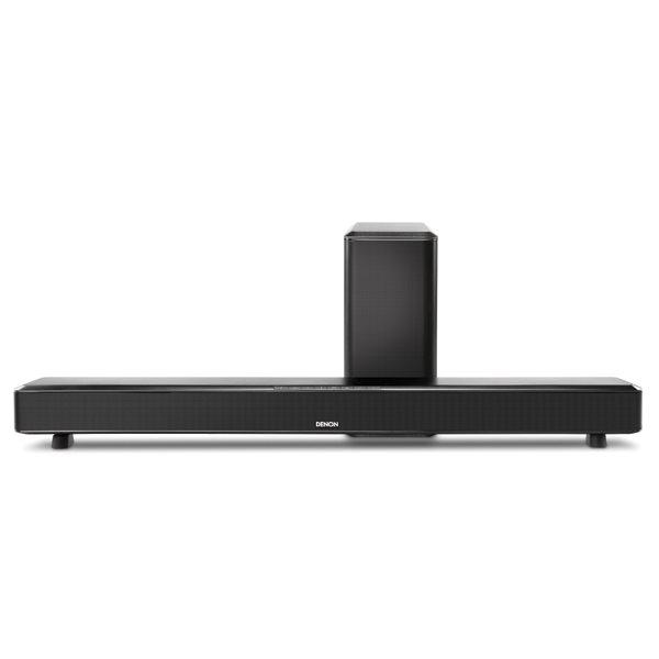 Denon DHT-S514, soundbar s bezdrôtovým subwooferom, Black