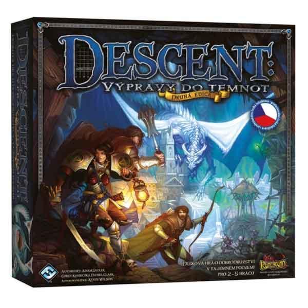 Descent: Journeys in the Dark (2. edice)