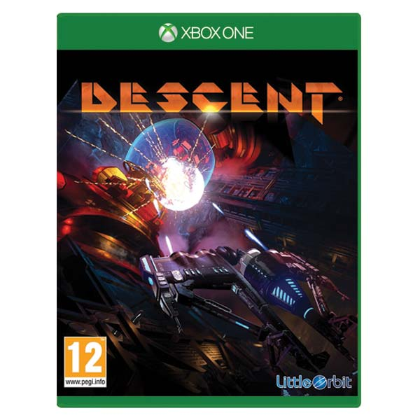 Descent XBOX ONE