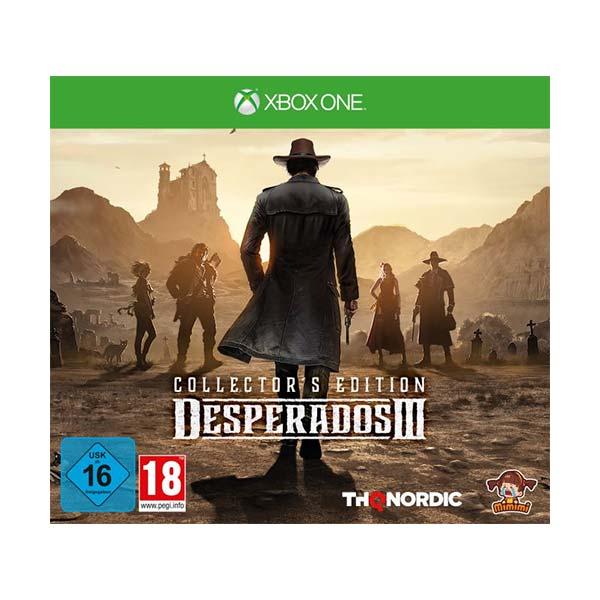 Desperados 3 (Collector's Edition)