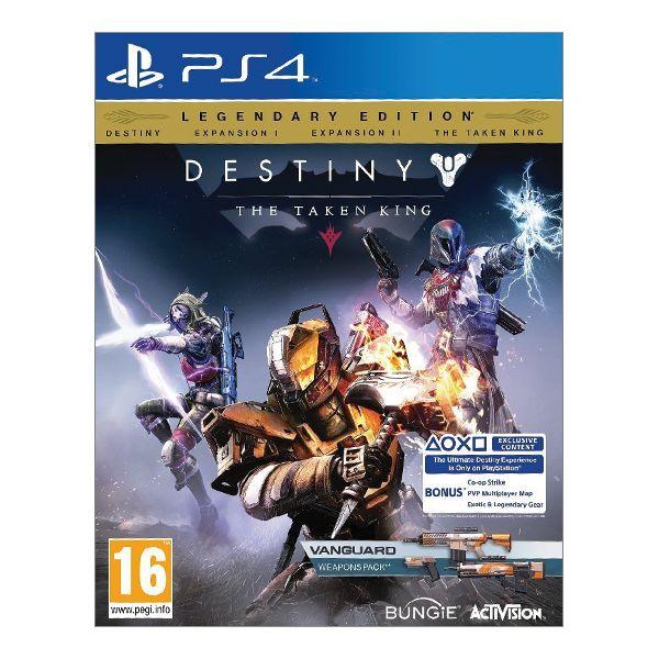 Destiny: The Taken King (Legendary Edition) [PS4] - BAZÁR (použitý tovar)