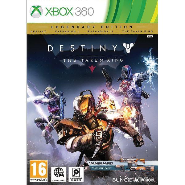 Destiny: The Taken King (Legendary Edition) XBOX 360