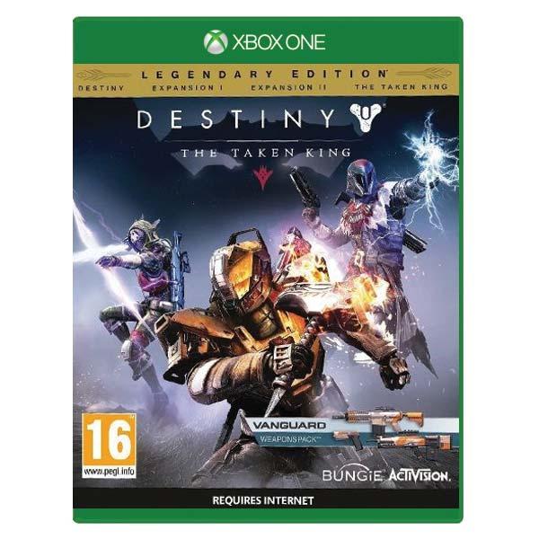 Destiny: The Taken King (Legendary Edition) XBOX ONE